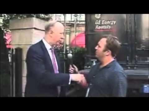 Alex Jones Confronting Corrupt Political Tyrants