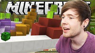 Minecraft | BEAUTIFUL BOONANA!! | Build Battle Minigame