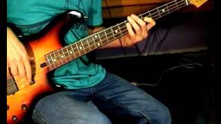 Paul McCartney - Mrs  Vandebilt - Bass Cover
