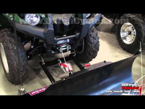 WARN ProVantage ATV Plow System from YouTube · Duration:  3 minutes 25 seconds