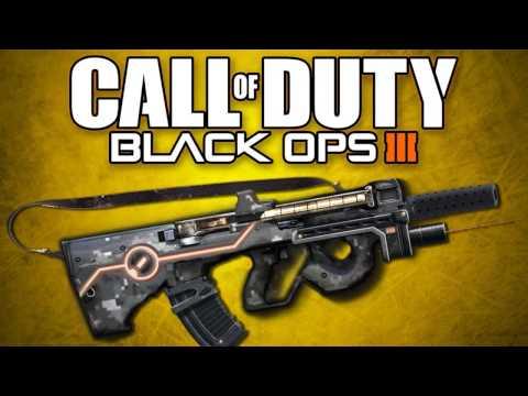 Guess That COD Gun? (Black Ops 3) Assault Rifle Edition