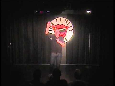 Mark Maier live at The Comedy Store, London