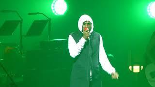 Gorillaz - Sweepstakes w/ Mos Def + Hypnotic Brass Ensemble - O2 Arena, London, 5/12/17