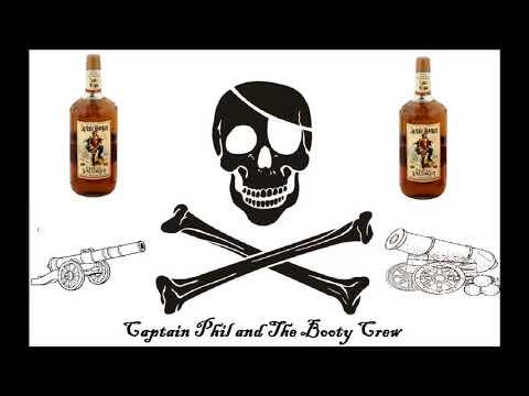Captain Phil & The Booty Crew - Drunken road to Belfast (DEMO)