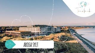 #arosasylt #sylt #list Hotel AROSA Sylt I List I Wellnessurlaub I Familien I Sansibar I Westerland