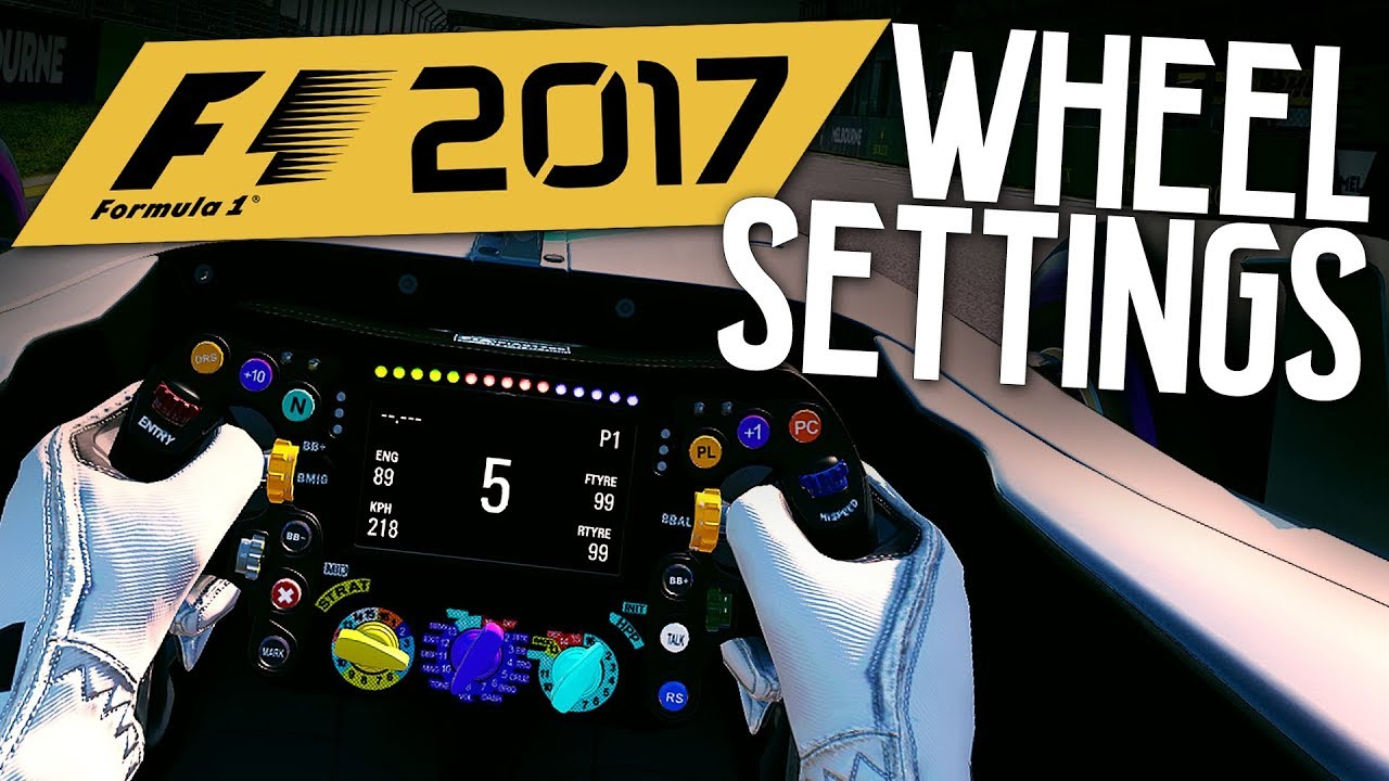 1390fd2aec1 F1 2017 WHEEL & CAMERA SETTINGS! - YouTube