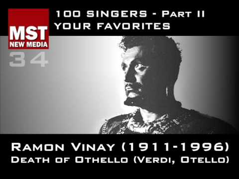 Part II - Your Favorites: RAMON VINAY