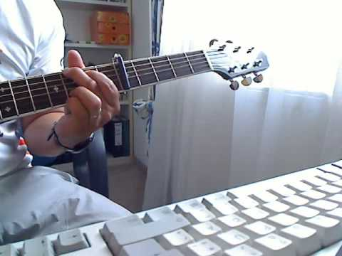 Phil Collins Groovy Kind Of Love Guitar Cover Youtube