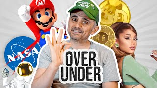 Overrated or Underrated: Dogecoin, Gamestop Stock, Ariana Grande, Super Smash Bros. & More!