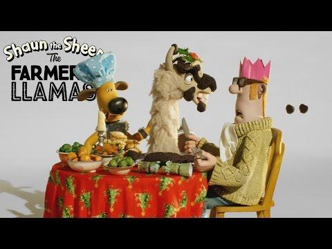 Shaun the Sheep: Christmas Dinner