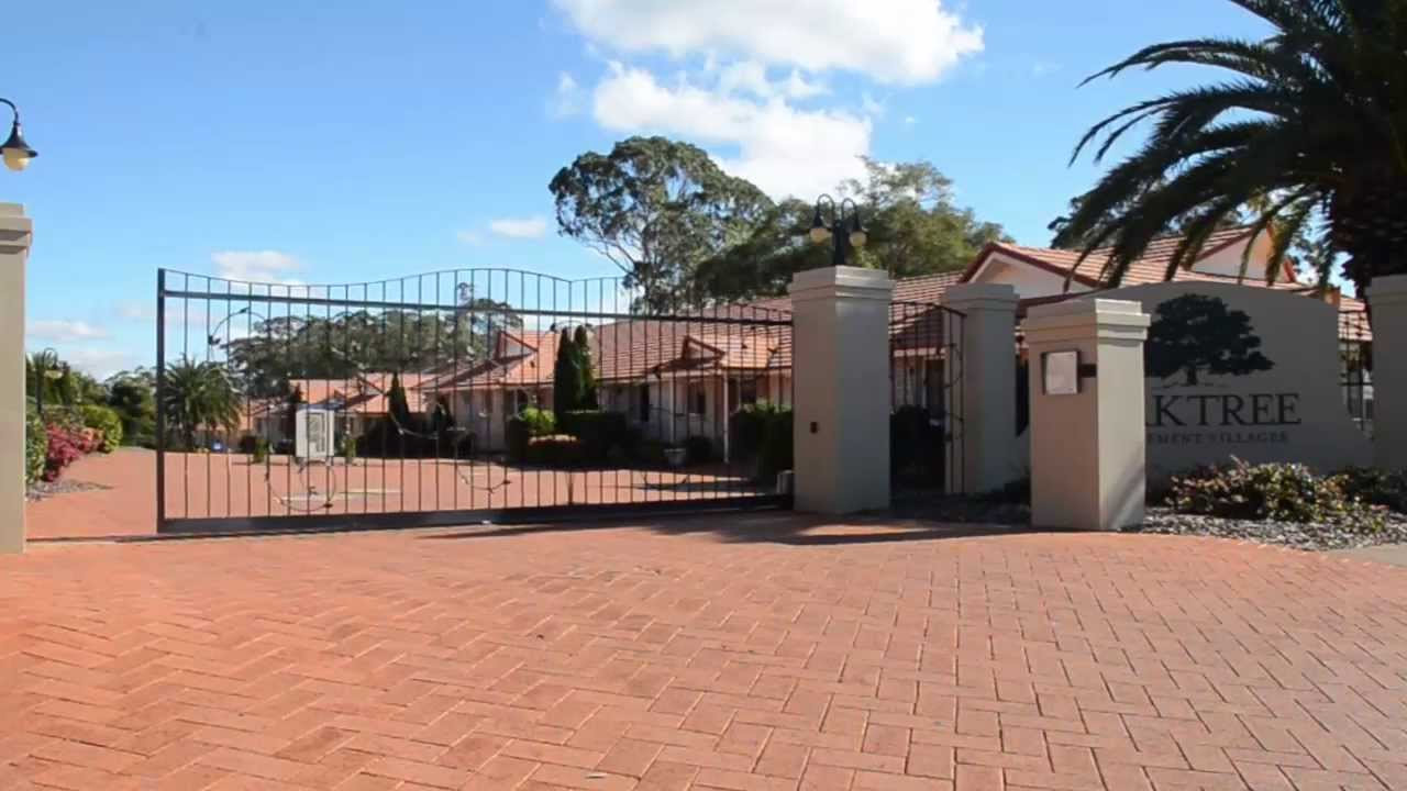 Oak Tree Retirement Village Toowoomba