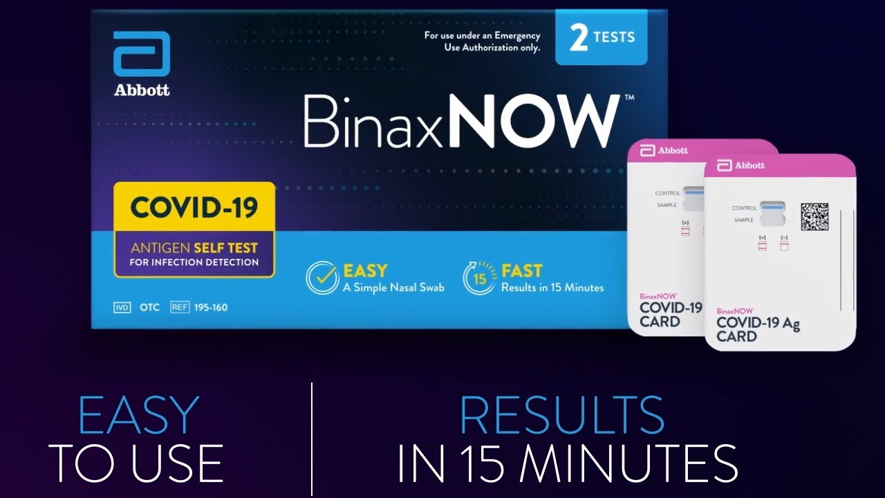 Download HOW TO: A Guide for the BinaxNOW™ COVID-19 Self Test