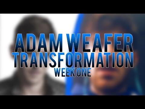 Adam Weafer  Week One