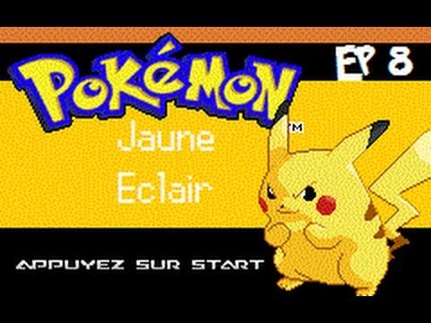 pokemon jaune eclair gba