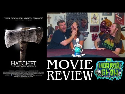 """Hatchet"" 2006 Adam Green Horror Movie Review – The Horror Show"