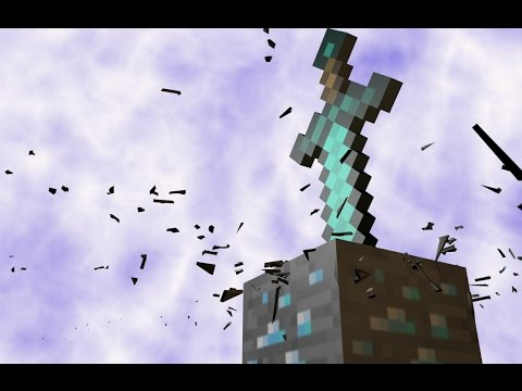 Minecraft сериал: Мастера мечей.  (Minecraft Machinima)