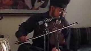 Raag Bhairavi- Indian Violin- Raginder Singh