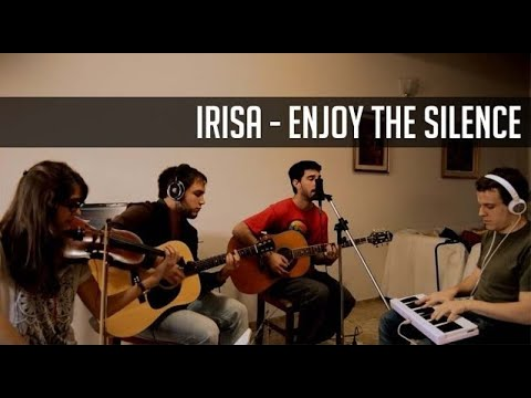 Enjoy the Silence - Depeche Mode Acoustic cover by IRISA