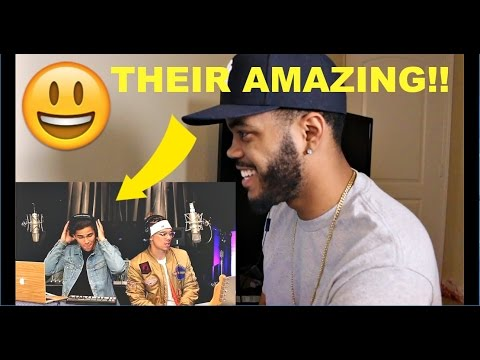 Black Beatles, Confessions, & No Problem | Alex Aiono AND William Singe Mashup BEST REACTION!!!