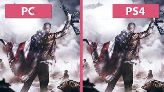 Homefront: The Revolution – PC vs. PS4 Graphics Comparison