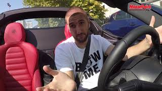 Review Alfa Romeo 4C Spider - Motorpoint 2018 -