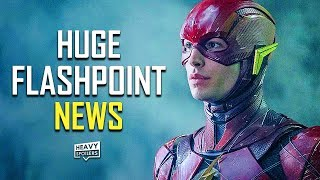 The Flash Movie WILL Be A Flashpoint Adaptation But NOT In The Way You Expect | DC NEWS EXPLAINED