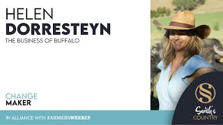 "Helen Dorresteyn | ""The business of buffalo"""