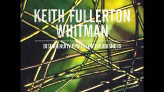 Keith Fullerton Whitman - Disingenuity