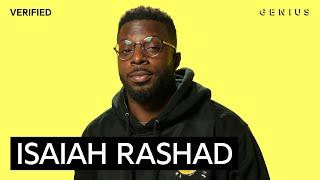 "Isaiah Rashad ""Headshots (4r Da Locals)"" Official Lyrics & Meaning | Verified"