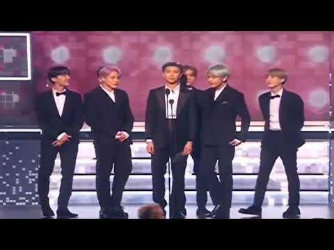 "[Full] BTS presenting ""Best R&B album"" at GRAMMY AWARDS"