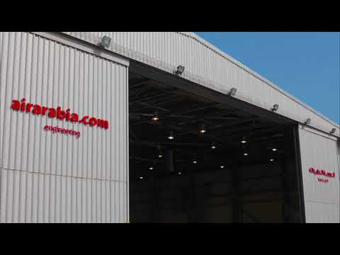 Open doors to new adventures with Air Arabia