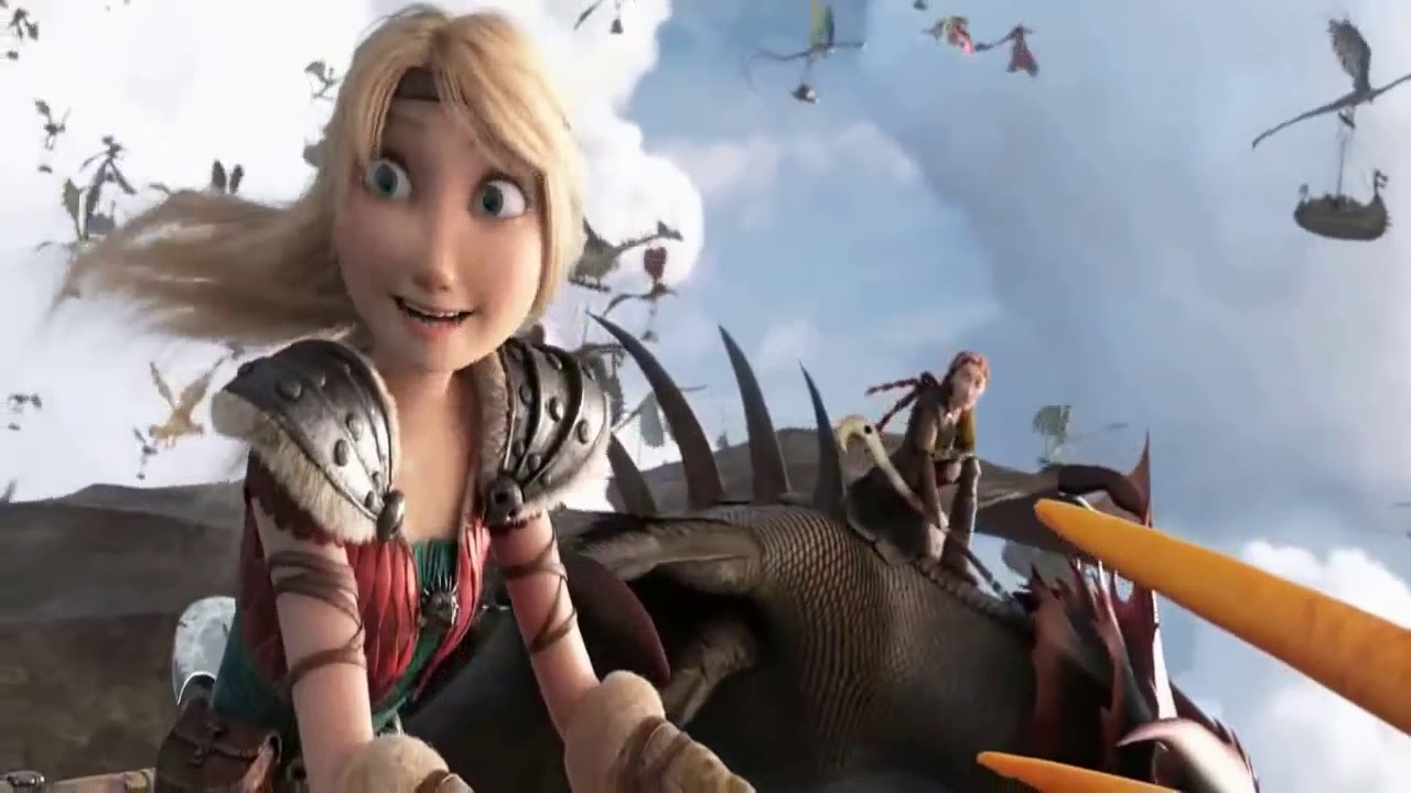 Download How to train your dragon 3 full movie by animated movies