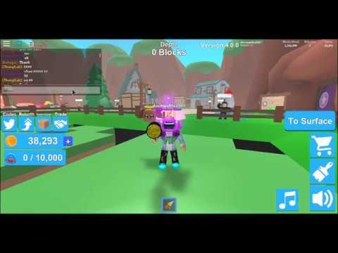 cách vào chỗ vip mà không tốn robux!!!!game mining simulator #1