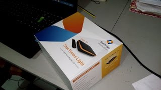 Unboxing Startimes Light SD (Standard Definition) Mini Orange DVBT2 Decoder