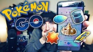 TRUCO PARA CONSEGUIR ITEMS EVOLUTIVOS! Pokemon GO - [LuzuGames]