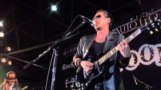 オートレジェンド2012 9月15日には横浜銀蝿のライブでステージ前には多...