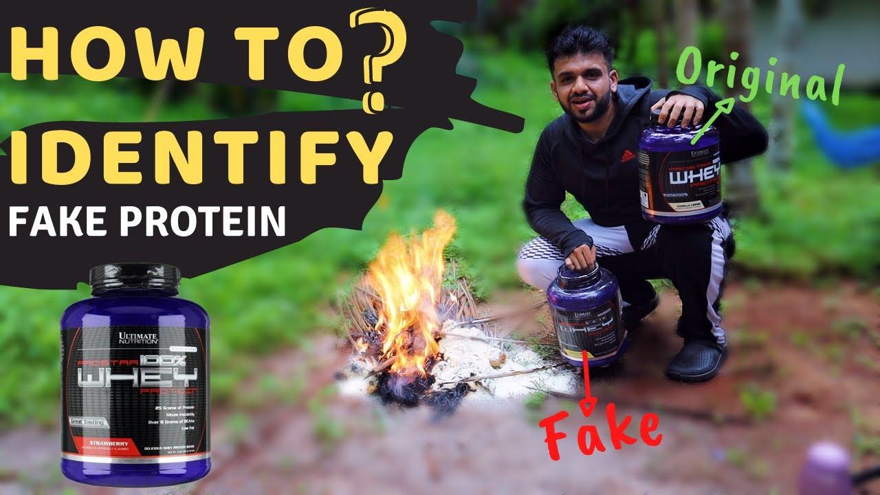 Protein Powder Genuine vs Fake   Ultimate Nutrition   English Subtitles   Thuglife Mallu Fitness