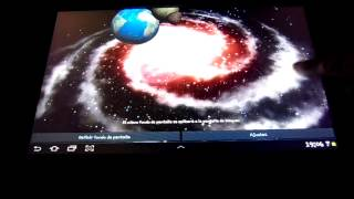 3D Galaxy Live Wallpaper Full