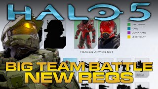 Halo 5: Guardians - New REQs, Big Team Battle, Shotty Snipers, & Playlist Changes!