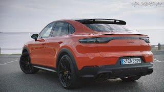 2020 Porsche CAYENNE Coupe - Walkaround Review /  2019 Porsche CAYENNE Coupe