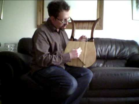 The Sound of 3000 Year Old Lyre Strings (2 of 5)