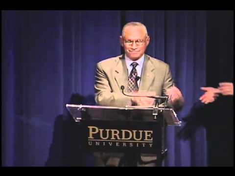 Bolden Delivers Lecture At Purdue University