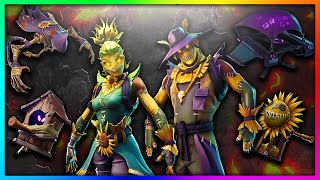 "LEAKED ""Hay Man, Straw Ops & Thunder Crash"" NEW Legendary Skins in Fortnite: Battle Royale SEASON 6!"
