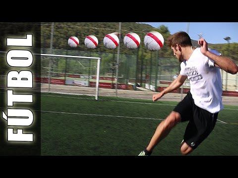 Como Cabecear El Balón/Pelota - Jugadas De Fútbol, Skills, Trucos Y Ejercicios Fundamentales