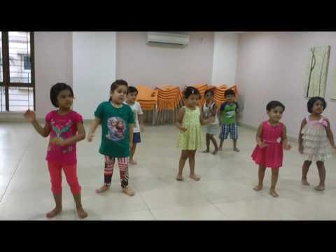 junior kids dance for radha teri chunri