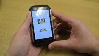 CAT B15 Demo