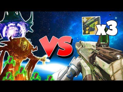 Colony VS All Strike Bosses! thumbnail