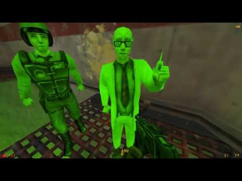 Half-Life 28:15.999 World Record Speedrun