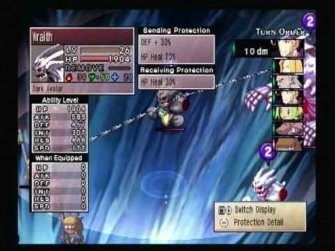 Phantom Brave - Another Marona Part 32: 3-8 - End of Episode 3  