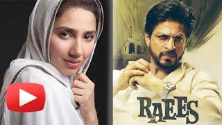 OMG! Mahira Khan REFUSES a Love-Making Scene In  Shahrukh Khan